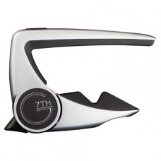 Performence 2 Classical Guitar Capo Silver