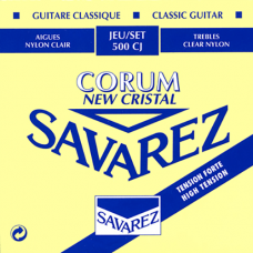 Savarez Cristal Corum Blue Sett 500CJ