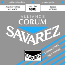 Savarez Alliance Corum blue SETT 520AJ