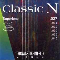 Thomastik Classic N Superlona CF127 flat wound