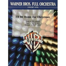 I'll Be Back For Christmas. Music by. Walter Kent. Arr by. Marty Gold