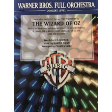 The Wizard Of Oz. Music by Harold Arlen. Arr by Charles Sayre