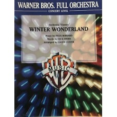 Winter Wonderland. Music by. Felix bernad. Arr by. Calvin Custer
