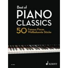 Best of Piano Classics - 50 Famous Pieces - piano solo