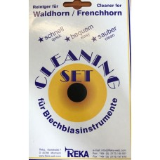 REKA. Cleaning Set. French Horn