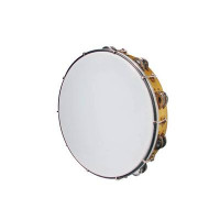 "Hayman. MT6-102-NE Drum Tamburin 10"" Tunable"