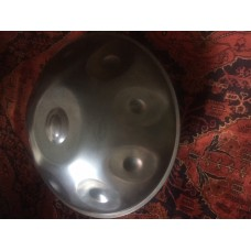 Handpan/Metal Pan Drum.