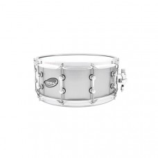 """Ahead. Snaredrum 14X6"""". Silver Sparkle on Brass"""