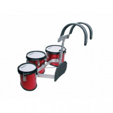 "Hayman.Marching Junior Trio Drums. 6""-8""-10"""