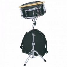Performance Percussion. Skarptrommepakke. Svart 14x6