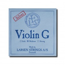 Larsen 4/4 fiolin G streng, medium