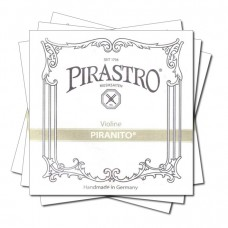 Pirastro Piranito 4/4 fiolin strenger sett, medium