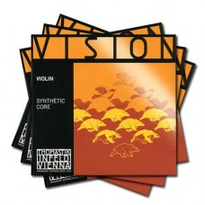 Thomastik Vision VI100 fiolin strenger sett, medium