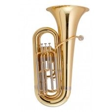 John Packer. Bb 3 Ventilers Mini Tuba. JP078. Lakkert